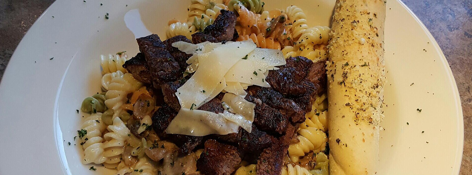 Ribeye Garlic Rotini